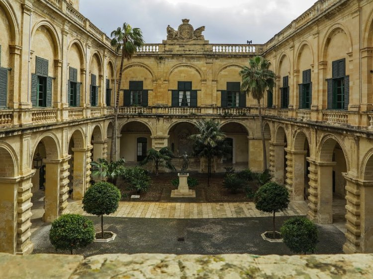 Malta-Palace